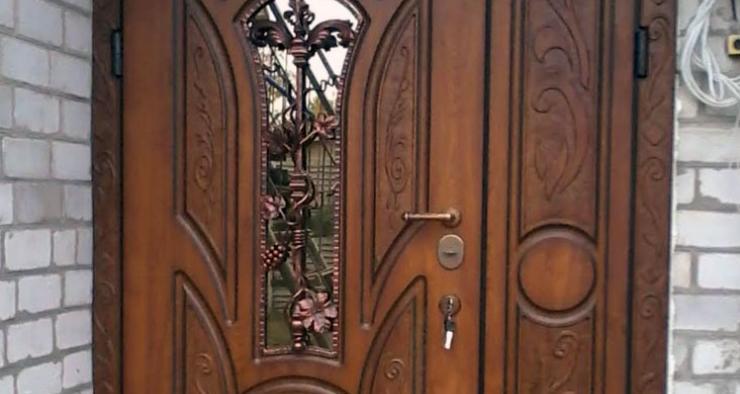 Металлические двери Черкассы