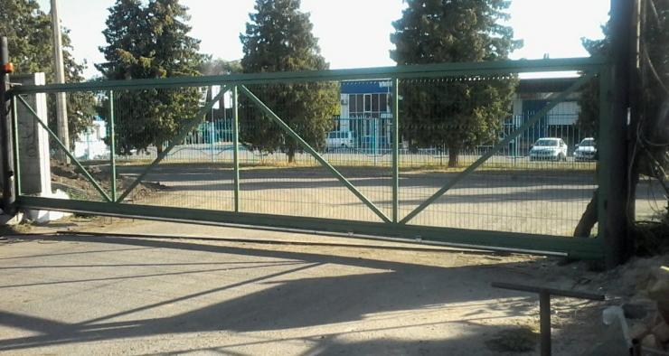 Промышленные ворота Черкассы