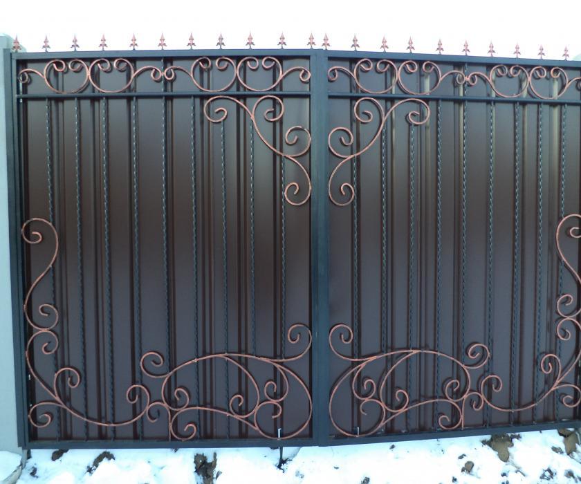 Ворота Черкассы