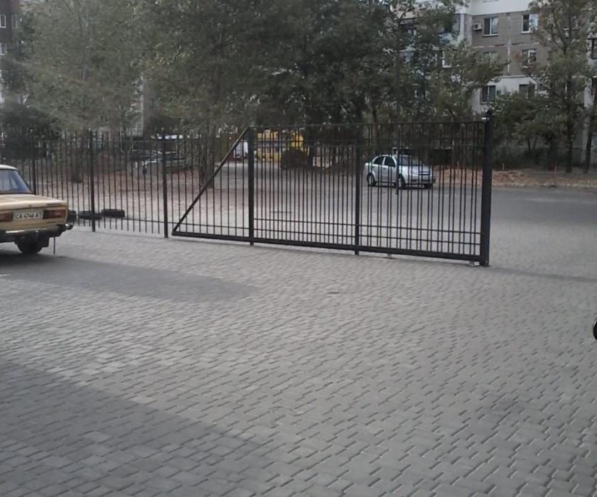 секционные ограждения из металла в Черкассах